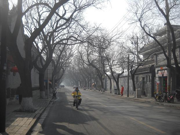 пекин китайская стена самостоятельно