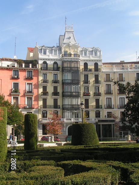 Недвижимость в испании мадрид толедо